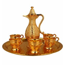Zamzam Set in Gold