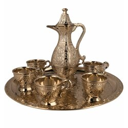 Zamzam Set in Silber