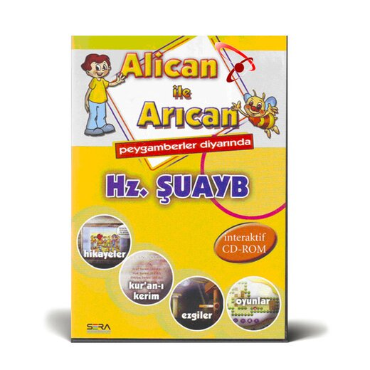 Alican ve Arican Hz. Suayb